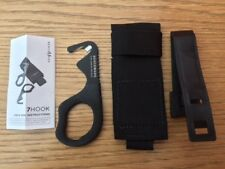 GENUINE USSF BENCHMADE RESCUE HOOK BRAND NEW WITH BLACK  POUCH