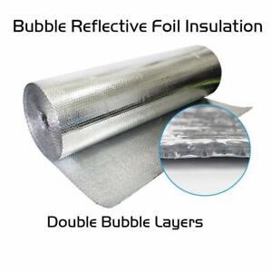 "Reflectix BP24010 Double Reflective Insulation, 24"" x 10' Energy Star R8-R21"