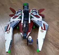 Lego Star Wars - Stealth Starfighter from set 75051 with Special Forces Trooper
