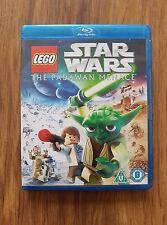 LEGO Star Wars - The Padawan Menace (Blu-ray) -  Free Postage!