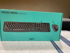 Logitech MK200 920-002714 Wired Keyboard