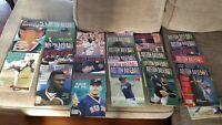 "Boston Baseball Magazine Lot "" baseball Underground"" 26 issues"