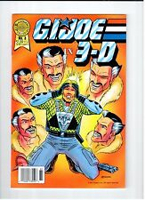 Blackthorne Publishing G.I. JOE IN 3-D (3D) #3 1988 NM Vintage Comic