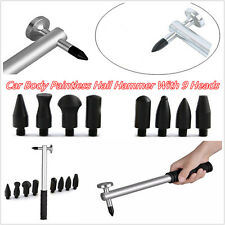 Multifunction DIY Tap Down Knockdown Tool Paintless Dent Repair Hail Hammer Tool