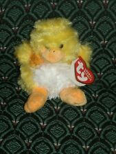 "Ty Basket Beanies ~ 3""(yellow) Duck ~ COOP ~ 2007 ~ MWMT ~ RETIRED"