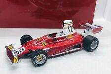 IXO 1/43 Ferrari 312T Monaco GP 1975 World Champion - Niki Lauda SF04/75