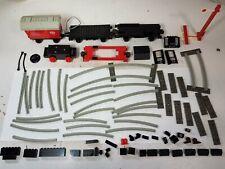 Lego 7722 Steam Cargo Train Parts Tracks Motor