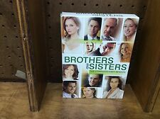 BROTHERS and SISTERS COMPLETE FIRST SEASON 1 DVD SET (2007) - 988 MINUTES