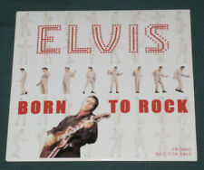 Elvis Presley Born To Rock REMIX CD Promo Not For Sale Like New RARE