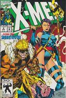 X-MEN #6. NM+  JIM LEE SABRETOOTH vs. WOLVERINE!