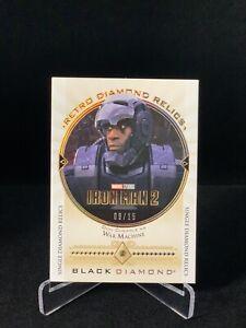2021 Marvel Black Diamond Retro Relics 9/15 Don Cheadle War Machine #RDR-3 ob9