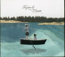 Taylor & The Mason - Same S/T Digipack Signed Autografato Cd Perfetto