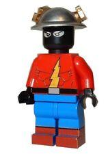**NEW** LEGO Custom Printed - THE RIVAL - Flash Villain DC Universe Minifigure