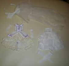 Blythe Used 6 pcs x Outfit & Accessories Dress Set
