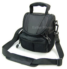 Lightweight Shoulder Camera Case Bag For Panasonic LUMIX DMC FZ2000 FZ72
