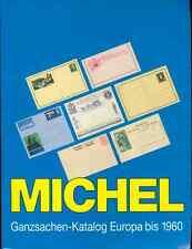 Michel Tous les Catalogues de Feuilles entières Europe jusqu'à 1960 NEUF
