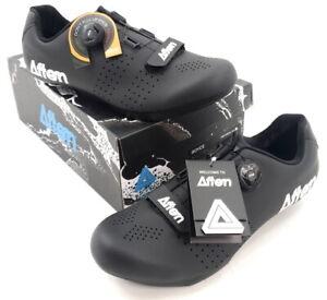 Afton Royce Road Bike Shoes Black 46 EU / 12 US