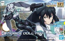 HG BF Gundam Build Divers RE:Rise 014 Mobile Doll May 1/144 model kit Bandai