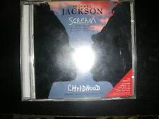 RARE MAXI CD   MICHAEL JACKSON - Scream The Remixes - CD  Janet Jackson