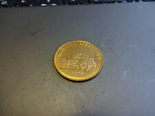 1906 Maxwell Speedster Automobile Franklin Mint Antique Car Bronze Coin