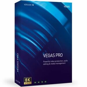 Magix Vegas Pro 18 Video Editing Full Version NO Need license KEY Lifetime