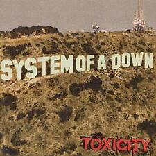System of a Down Toxicity CD Rock Metal Album 2003