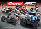 Carrera 2016 RC Catalog 2.4 GHz Cars Trucks Boats Mario Kart Quads Helicopters!!