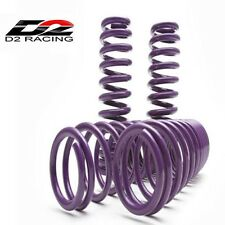 "For 05-10 Dodge Challenger D2 Pro Series Lowering Springs Lowers 1.8""F/1.9""R"