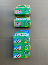 Lot Of 5 Packs Fujifilm Superia XTRA 800 And 400 Speed 35mm Film Vintage