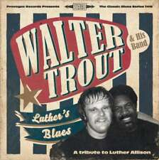 Walter Trout - Luther's Blues: A Tribute To Luther Allison, CD Neu
