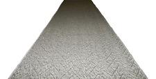 "Runner rug  2'8"" x 10'  Woven Carpet Backing Latex Beautiful   ."