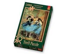 Trefl 20003. Puzzle 500 piezas de madera. Las Bailarinas de Azul