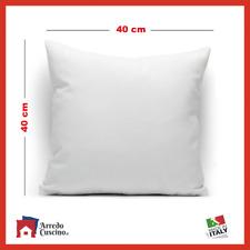 Anime imbottitura interno Cuscino per divano arredo 40x40 cm fiocco cardato TNT