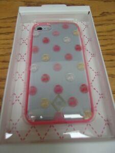 VERA BRADLEY Havana Dots Pattern iPhone 7 Hybrid Phone Case New in Box
