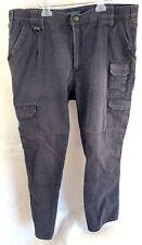 5.11 Tactical Series Outdoor Cargo Pants Blue 40x32