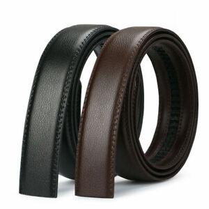 3.5cm Herrengürtel Automatische Schnalle Gürtel Ohne Schnalle Gurt Schwarz Anzug
