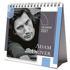 Adam Driver 2021 Desktop Calendar NEW Sexy