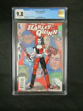 HARLEY QUINN 24 * CGC 9.8 * AMANDA CONNER COVER * GORGEOUS!