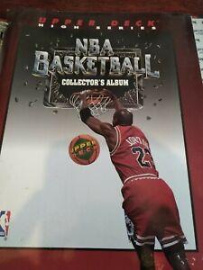 collection carte complète NBA Upper deck saison 1993