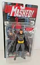 DC Direct Unmasked Series 2 Batman / Bruce Wayne Figure MOC Sealed Mint X304