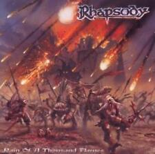 Rain Of A Thousand Flames von Rhapsody (2009)