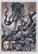 2013 Cult Stuff War of the Worlds #16 The Real Black Smoke Non-Sports Card 0w4