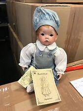 Angelika orczikowski-Lehninger muñeca de porcelana 26 cm.