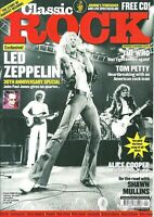 CLASSIC ROCK - Led Zeppelin 30th Anniversary Special - Sept/Oct 1999 Ex Con