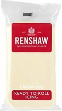 Celebration Renshaw Ready To Roll Icing Fondant Cake Regalice Sugarpaste 1kg