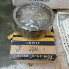 Bower 2630 BCA Bearing Cup ORIGINAL New Old Stock Highest Quality! Fast Shipping