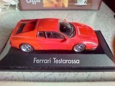 Ferrari Testarossa Rouge 1984 1/43