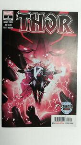 THOR #2  1st Printing                                       / 2020 Marvel Comics