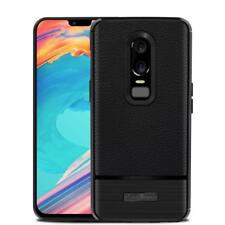 CoverKingz OnePlus 6 Handyhülle Silikon Case Premium-Cover Rugged Armor