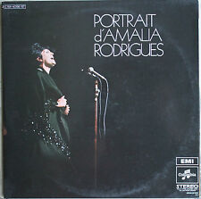 PORTRAIT D'AMALIA RODRIGUES  33T 2 LP
